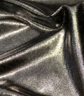 Mystic Black Silver Foil