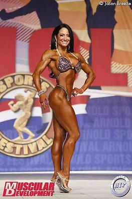 Sponsored Athlete IFBB Pro Camala Rodriguez