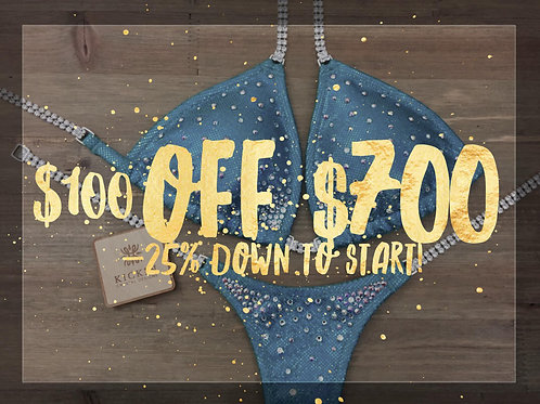 $100 off Cyber Monday