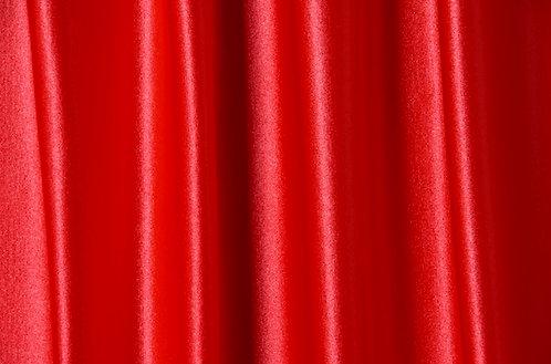 Wet Look Spandex Red