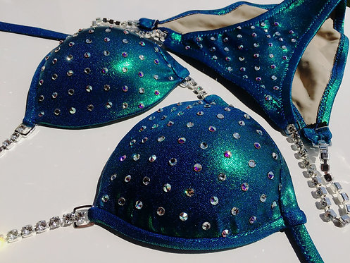 Crespin Mermaid Bikini