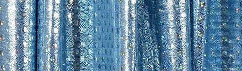 Mystic Light Blue Polk-a-dot
