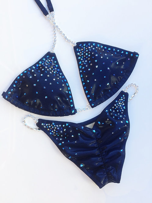 Hilton Navy Bikini