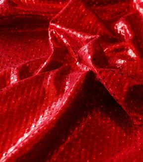 Mystic Red Polk-a-dot