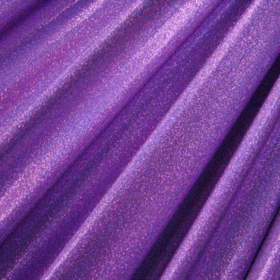 Purple Holographic Foil Dot