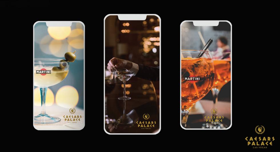Martini Brand Activation