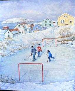 """Canada's Favourite Game"""