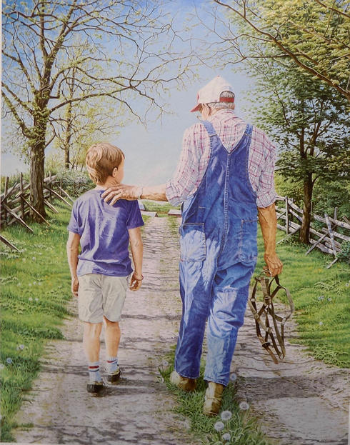 """""""Walking With Wisdom"""""""