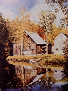 """""""Country Reflections"""""""