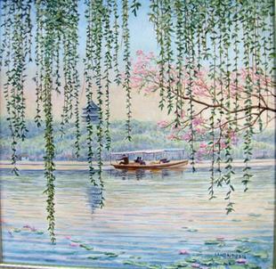 """China Lake"""