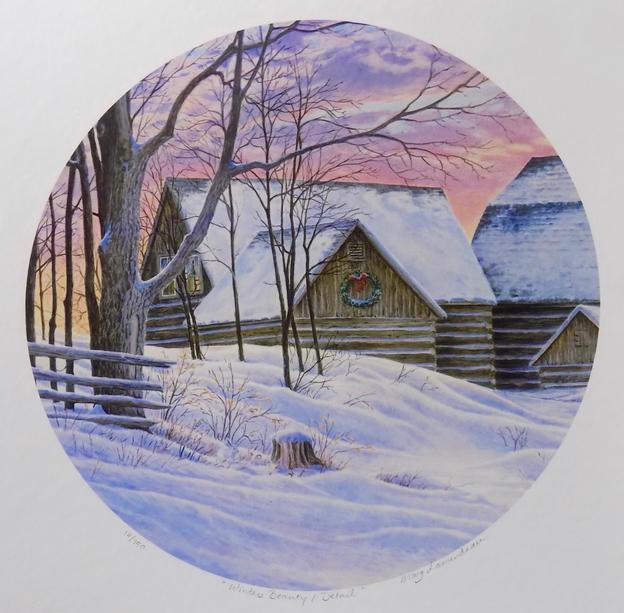 """""""Winter's Beauty"""""""