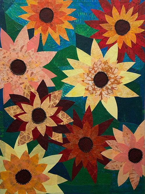 painting: abundant diversity