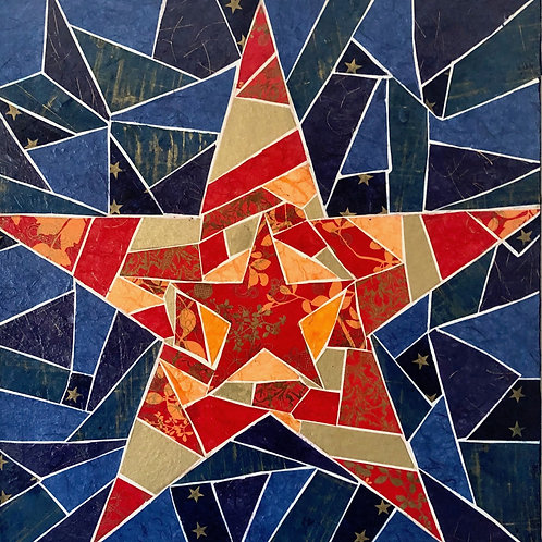 painting: lone star pride