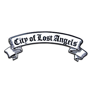 This enamel Pin is for Los Angeles. The city of Angeles. Homeboys and homegirls Old English
