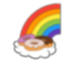 Rainbow Donuts Pin.PNG