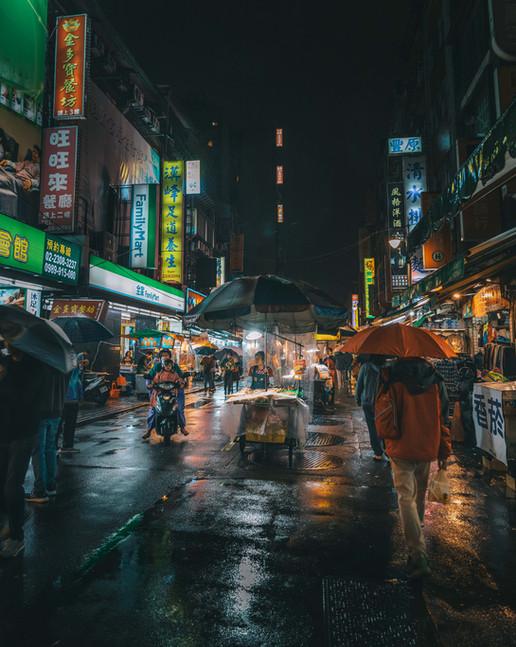 Taïwan - Mars 2019