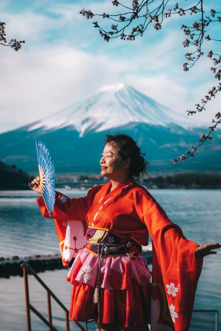 Danseuse - Japon