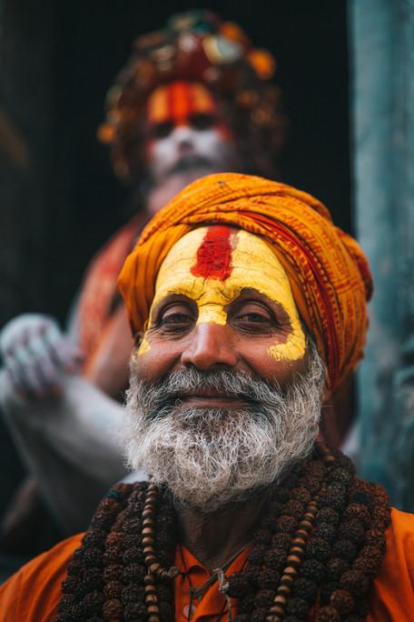 Religieux - Népal