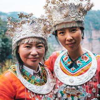 Femmes locales - Chine