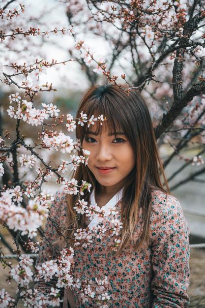 Jeune fille - Corée du Sud