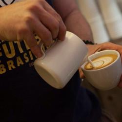 Only GREAT Coffee, no Bullshit ! #latteart #thirdwave #coffee #hamburg