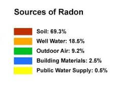 radon testing, accurate property inspection