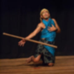Maui sound healing with spirit dancer Joel Suarez