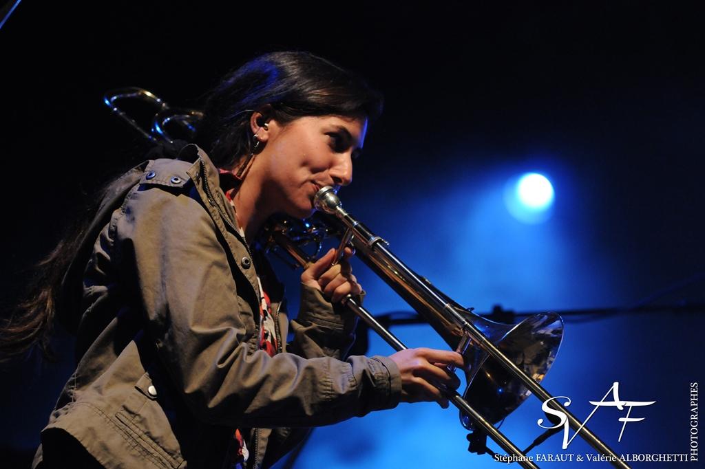 Mathilde Burguière