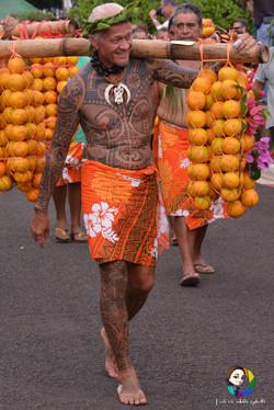 Fête de l'orange