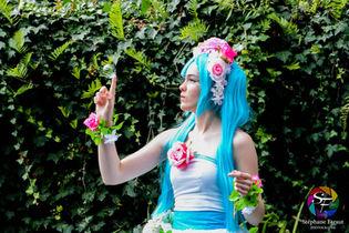 Hatsune Miku - Flower