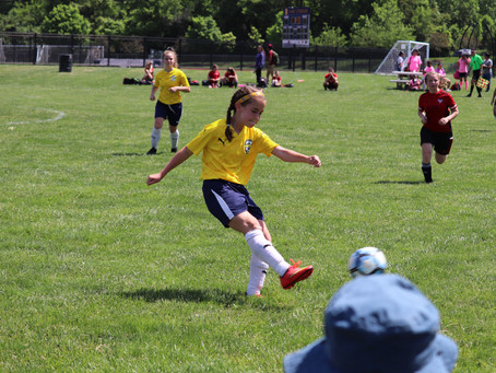 Fall registration is NOW OPEN!!!  Register by August 31st to have fun learning soccer with friends.