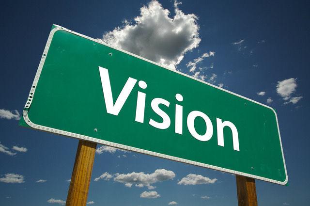 Vision Board Book