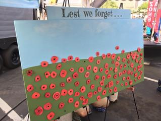 Centennial Celebration of WWI Armistice, Memorial Day 2018