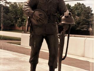 Photo Blog: Visit to Veterans Memorials