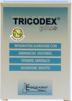 tricodex plus integratore alimentare