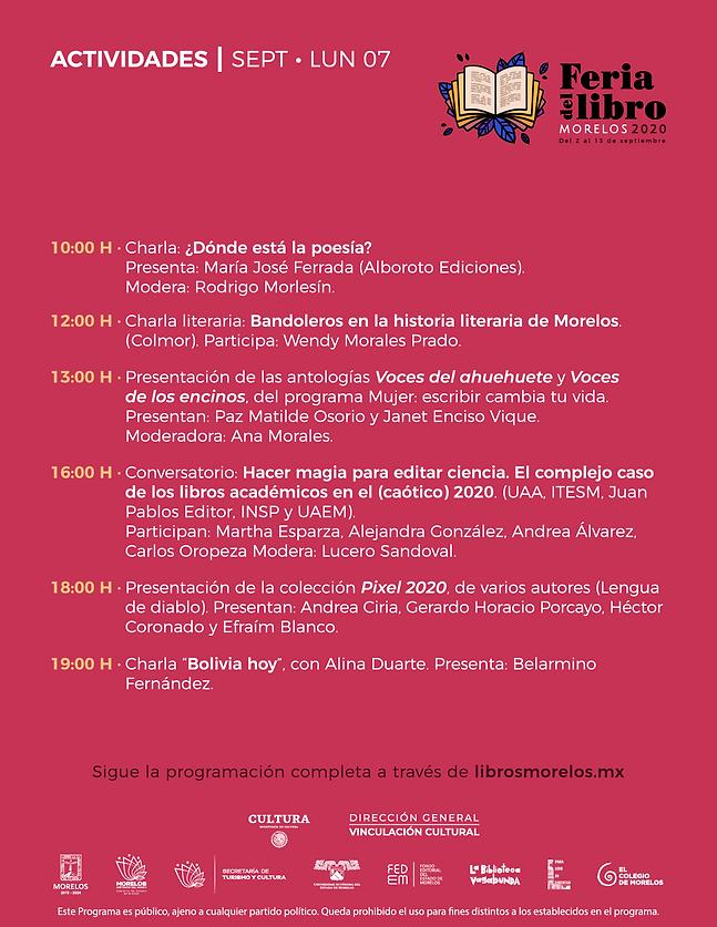 programa Feria Libro Morelos 2020_-07_03