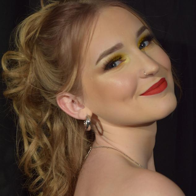 Red Carpet Glam Makeup