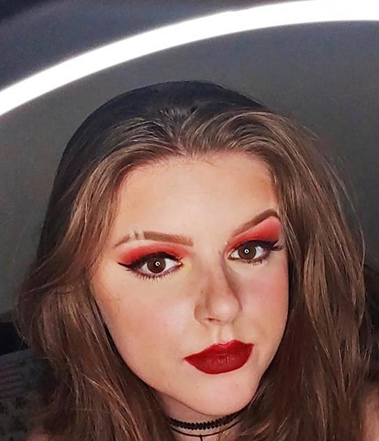 HD Red Carpet Makeup Practice