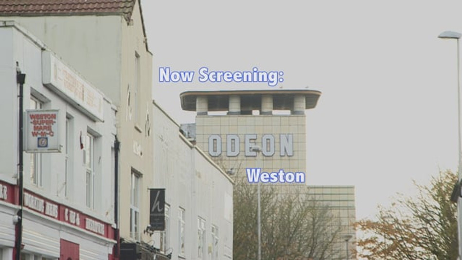Now Showing:Odeon Weston