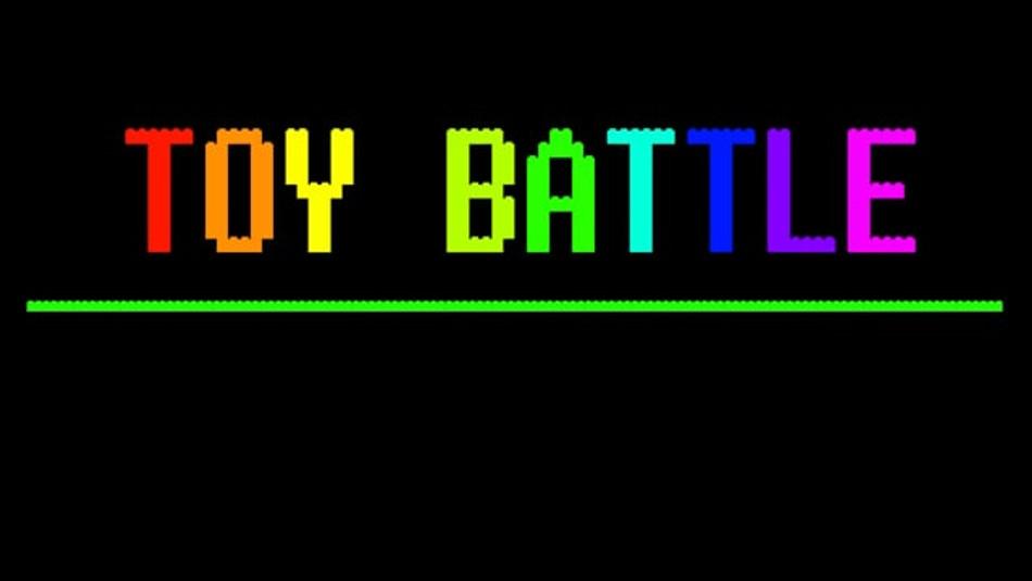 Toy Battle