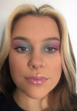 1970's Inspired Makeup