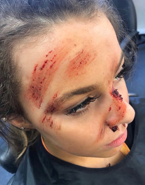 Phobia Special Effects Makeup