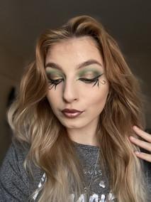 Egyptian Inspired Makeup