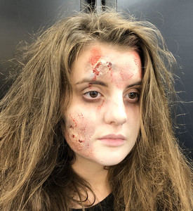 Special Effects Zombie Makeup for Phobia