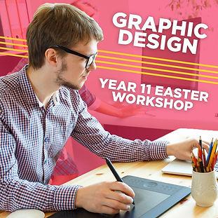Graphic Design - Year 11 Easter Workshop