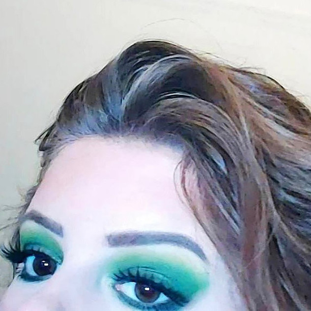 Glam Eye Makeup