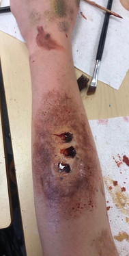 Special Effects Injury