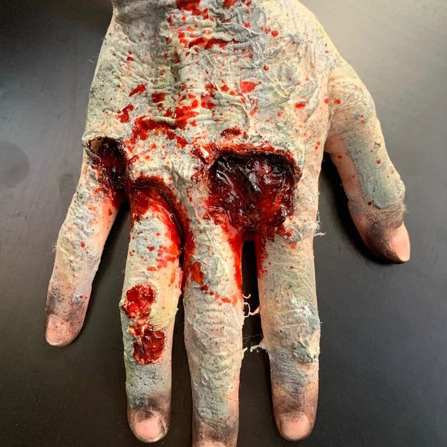 Special Effects Zombie Hand