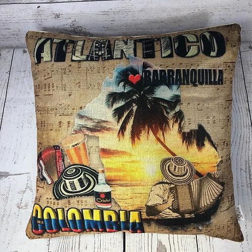 Barranquilla Decorative Pillow Cover