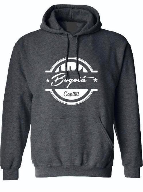 Skyline Bogotá Capital Hooded Sweatshirt